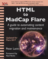 Omslag - HTML to Madcap Flare