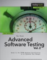 Omslag - Advanced Software Testing