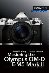 Omslag - Mastering the Olympus OM-D E-M5 Mark II