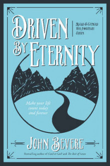 Driven by Eternity av John Bevere (Heftet)