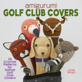 Omslag - Amigurumi Golf Club Covers