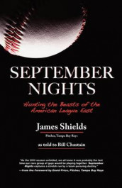 September Nights av James Shields (Heftet)