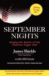 September Nights av Bill Chastain og James Shields (Heftet)