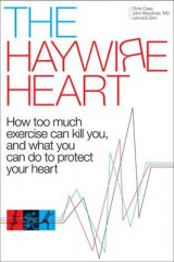 Omslag - The Haywire Heart