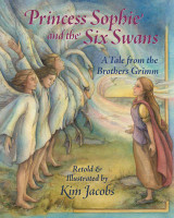 Omslag - Princess Sophie and the Six Swans