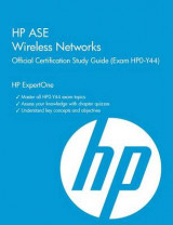 Omslag - HP ASE Wireless Networks Official Certification Study Guide (Exam Hp0-Y44)