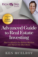 Omslag - The Advanced Guide to Real Estate Investing