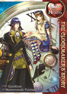 Alice in the Country of Hearts: Clockmaker's Story av QuinRose (Heftet)