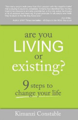 Omslag - Are You Living or Existing?