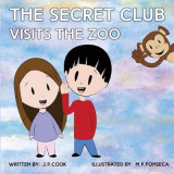 Omslag - The Secret Club Visits the Zoo