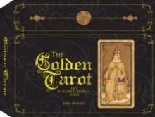 The Golden Tarot av Mary Packard (Heftet)