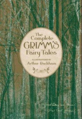 Omslag - The complete Grimm's fairy tales