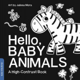 Omslag - Hello, Baby Animals