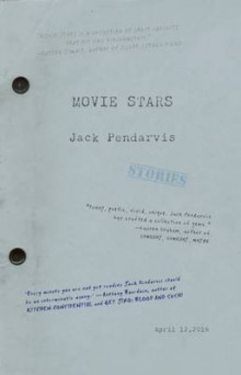 Movie Stars av Jack Pendarvis (Heftet)