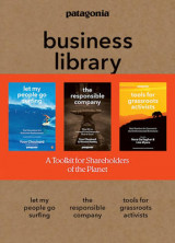 Omslag - The Patagonia Business Library