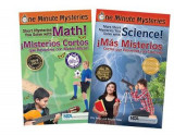Omslag - Bilingual Science and Math Mysteries Book Set