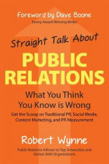 Omslag - Straight Talk about Public Relations