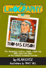 Omslag - The Lieography of Thomas Edison