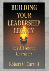 Omslag - Building Your Leadership Legacy
