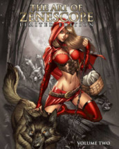 Art of Zenescope Volume 2 av Joe Brusha og Ralph Tedesco (Innbundet)