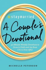 Omslag - #Staymarried: A Couples Devotional