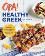 Omslag - Opa! the Healthy Greek Cookbook