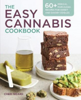Omslag - The Easy Cannabis Cookbook