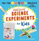 Omslag - Awesome Science Experiments for Kids