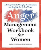 Omslag - The Anger Management Workbook for Women