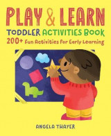 Omslag - Play & Learn Toddler Activities Book