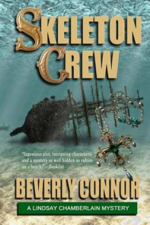 Skeleton Crew av Beverly Connor (Heftet)