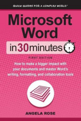 Omslag - Microsoft Word in 30 Minutes