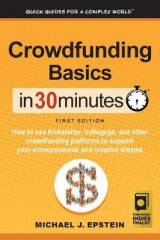 Omslag - Crowdfunding Basics in 30 Minutes