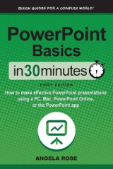 Omslag - PowerPoint Basics in 30 Minutes