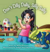 Omslag - Don't Dilly Dally, Silly Sally