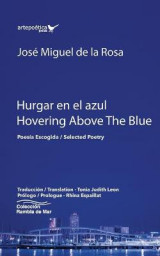 Omslag - Hurgar en el azul / Hovering Above The Blue