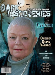 Dark Discoveries - Issue #34 av Chelsea Quinn Yarbro, Mercedes M Yardley og Laird Barron (Innbundet)
