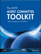 Omslag - The AICPA Audit Committee Toolkit
