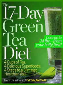 The 17-Day Green Tea Diet av David Zinczenko (Heftet)
