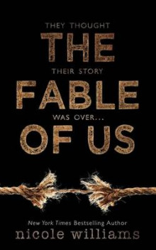 The Fable of Us av Nicole Williams (Heftet)