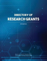 Omslag - Directory of Research Grants