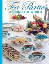 Omslag - Teatime Parties Around the World
