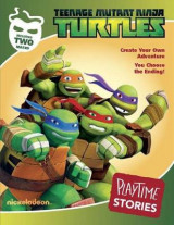 Omslag - Teenage Mutant Ninja Turtles Playtime Stories
