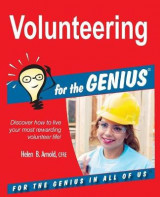 Omslag - Volunteering for the Genius