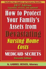 Omslag - How to Protect Your Family's Assets from Devastating Nursing Home Costs