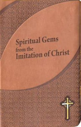Omslag - Spiritual Gems from the Imitation of Christ