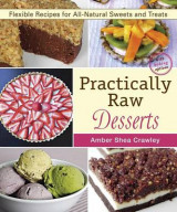 Omslag - Practically Raw Desserts