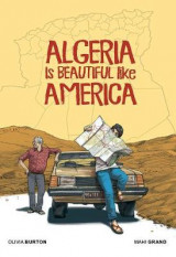 Omslag - Algeria Is Beautiful Like America