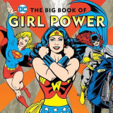 Omslag - The Big Book of Girl Power