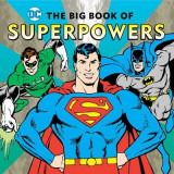 Omslag - The Big Book of Superpowers